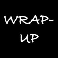 Imagen con el texto Wrap-up.
